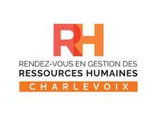 Rendez-Vous en Gestion des Ressources Humaines Charlevoix logo