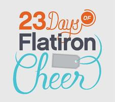 Ugliest Sweater Competition - 23 Days of Flatiron Cheer