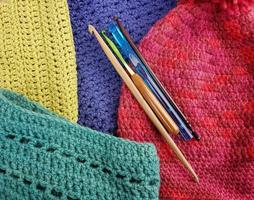 Learn to Crochet-4 weeks: $60 +materials