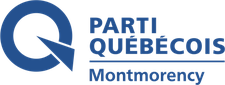 L'association du Parti Québécois de Montmorency logo
