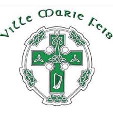 Ville Marie Feis in association with The Bernadette Short School of Irish Dancing logo