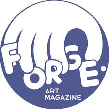 FORGE. Art Magazine logo