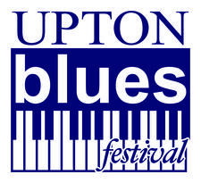 Upton Blues Festival logo