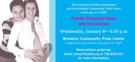 LGBT Family Planning and Discussion