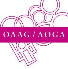 Ontario Association of Art Galleries (OAAG) logo
