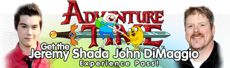 Adventure Time Experience Pass