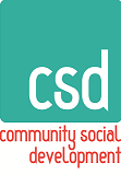 City of Grande Prairie Community Social Development logo