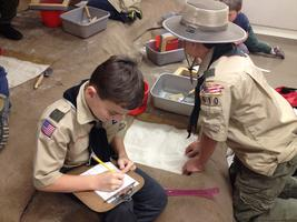 Boy Scouts: Archaeology Merit Badge