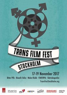 Trans Fest Stockholm logo