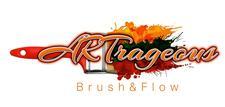 ARTrageous Brush & Flow logo