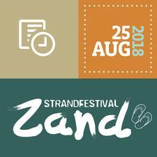 Strandfestival ZAND logo