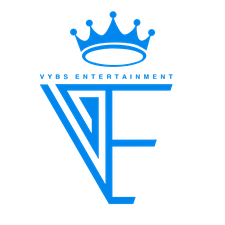 VYBS ENTERTAINMENT  logo