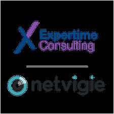 EXPERTIME Consulting/NETVIGIE logo
