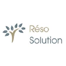 Réso Solution  logo