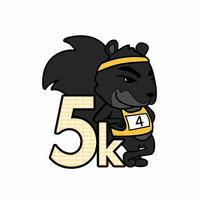 2014 Black Squirrel 5K Race (Fourth Annual)