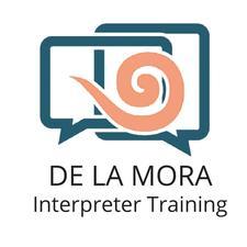 DE LA MORA Interpreter Training logo