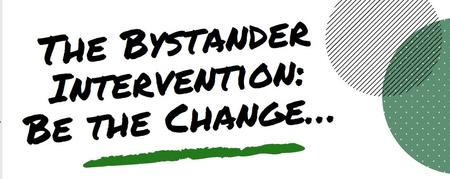 Student Bystander Intervention training