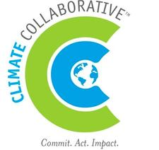 Climate Collaborative and New Hope Network logo
