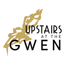 Upstairs at Gwen logo