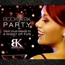 BK Pleasures Entertainment logo