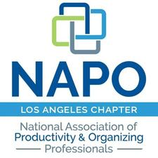 National Association of Productivity & Organizing Professionals - Los Angeles Chapter logo