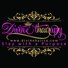 Divine Hair Co. logo