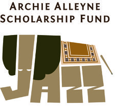 Archie Alleyne Scholarship Fund and The Evolution Of Jazz Ensemble logo