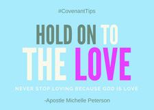 Apostle Michelle Peterson logo