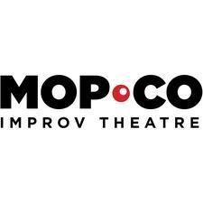 The Mopco Improv Theatre  logo