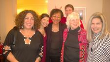 Carol Jenkins, Sharon Katz, June Cross, Betsy Wade, Jan Paschal, Sandra Garcia, Andrea Arroyo, Gloria Jacobs, Eduardo Gomez, Shasta Jensen, Ariel Jensen-Vargas logo
