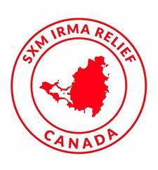 St. Maarten Hurricane Relief Canada logo