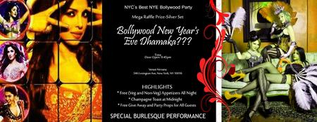 Desi Mazaa - A Special New Year's Eve Celebrations