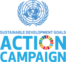 United Nations SDG Action Campaign logo