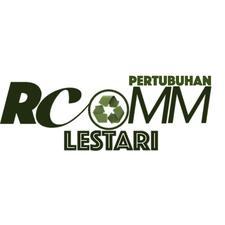 RCOMM Lestari logo