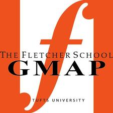 Global Master of Arts Program (GMAP), The Fletcher School of Law and Diplomacy, Tufts University logo