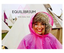 Equilibrium, Mind, Body & Soul logo