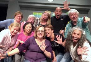 Bob Baker's Improv Comedy Drop-In Class, Nov 15