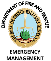 Prince William County Office of Emergency Management logo