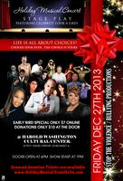 Holiday Musical Concert & Stage Play featuring Celebrity Look A...