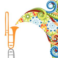 Rose City Trombones logo