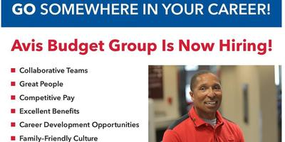 Join Us for Our Open House @ Avis Budget Group Ronald...