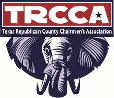 Texas Republican County Chairmen's Association logo