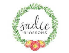 Amy Evans Kappers from Sadie Blossoms  logo
