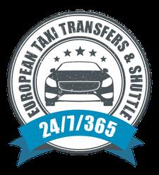 Martin's Prague airport transfers & intercity taxi  logo