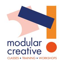 Modular Creative Classes / Nicola Hardy logo