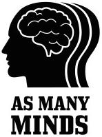 As Many Minds logo