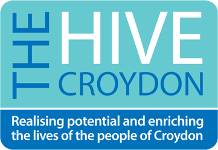 The HIVE Croydon logo