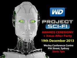 WD Project SciFi Awards