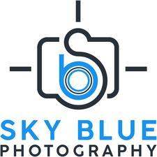Sky Blue Photography logo