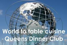 Queens Dinner Club logo